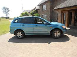 2008 Ssangyong M200 XDI for Sale