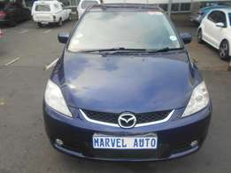 2008 Mazda 5 2.0 Active For R100,000