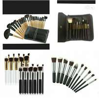 Brushes, makeups and hair Piece