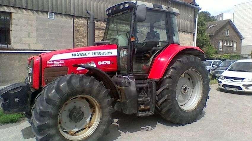 Massey Ferguson 6475 - 2003
