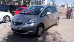 2010 Honda Fit, Beige Colour, Very Clean unit.