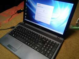Acer Aspire 5733 core i3 laptop for sale