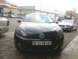 2011 VW Golf TDI1.6 Auto Available for Sale