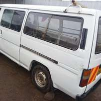 Nissan matatu excellent quick sale.