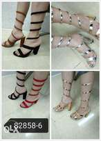 Strap sandals for ladies