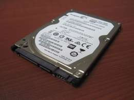 500 gb laptop haddisk