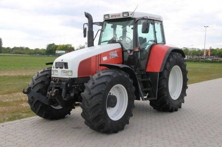 Steyr s120 super six - 2002