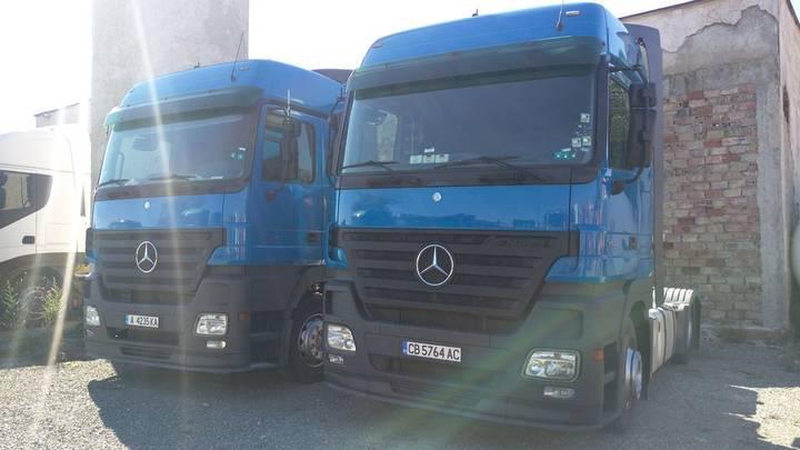 Mercedes-Benz Actros 1844LS - 2007