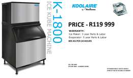 800 kg ice machine on special