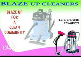 Cleaning services at affordable rates
