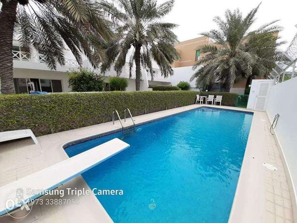 very modern villa with large private garden exclusive