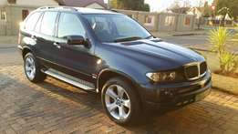 BMW x5 3.0d sports pack with panoramic roof