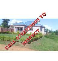 Dimensional 3 bedroom house for sale in Bweyogerere-Wakiso at 140m