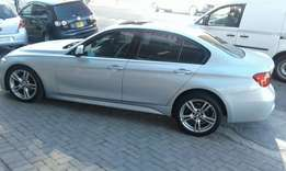 2013 bmw 320i in a good condition