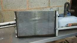 Hyundai i20 air con radiator