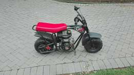80cc monkey bike