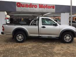 Isuzu KB300 D-Teq 4x2 Single Cab 2011
