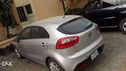 2012 Kia Rio (American Spec) bought brand new.