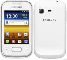 Samsung Pocket Plus, 4gb internal,1gb ram, 5mp camer, support whatsapp