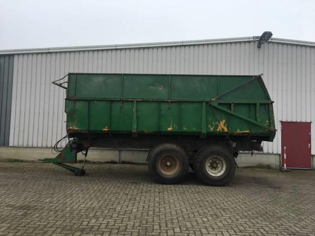 Breston kieper 12 ton - 1980