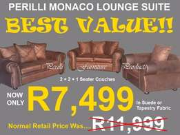Lounge Suites - Brand New From the Factory!