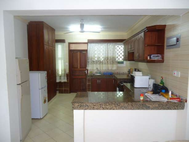 Beautifully furnished three bedroom apartment for shortlets Nyali - image 6