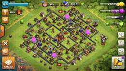 Clash of Clans Max th10
