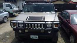 Neat naija-Used Hummer 2 2004 for sale in Phc