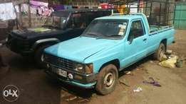 Toyota hilux pick up diesel 3l engine