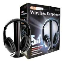 5 in 1 wireless headset- FREE DELIVERY COPY LINK