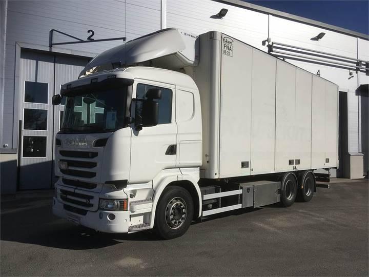 Scania R520 Fna+ksa - 2016