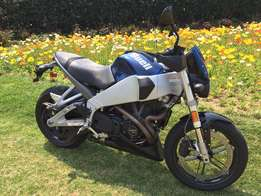 2006 Buell Lightning City X - very low mileage, immaculate condition