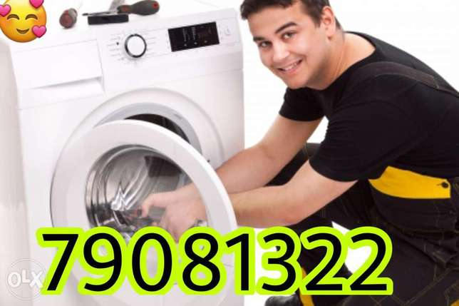Full automatic washing machine repair and service I do all company was