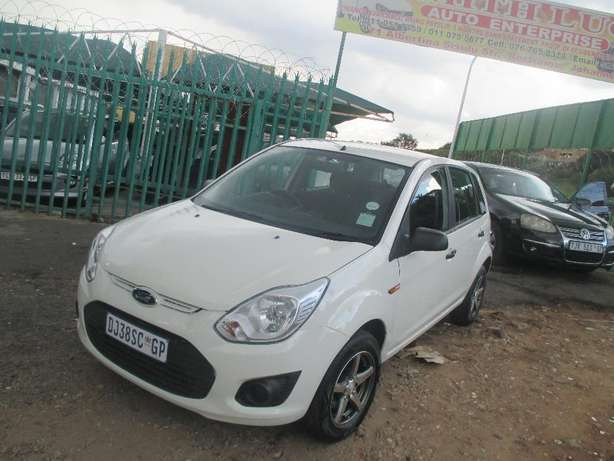 2014 ford figo 1.4 trend for sale Johannesburg CBD - image 2