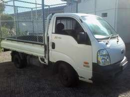 Bakkie For Hire 1.3 Tonner Southcoast to Durbs