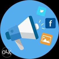 Social Media / Online Marketer Required