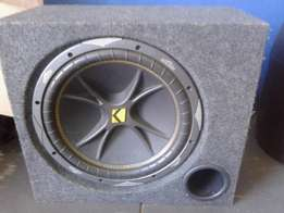 Car Sound for sale or to swop