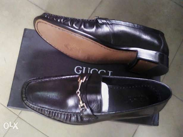 Brown Gucci Loafers Lagos Mainland - image 2