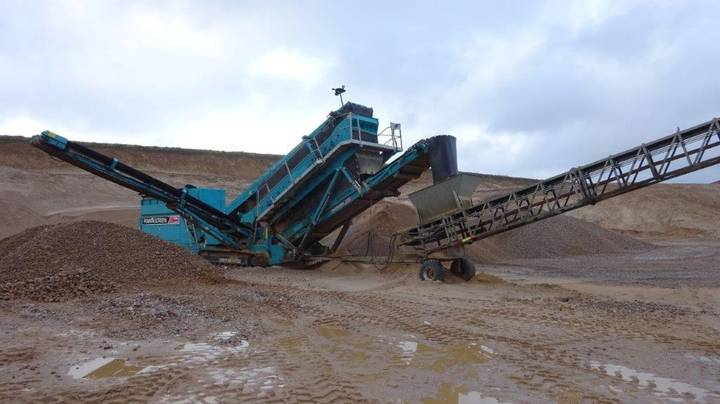 Powerscreen Chieftain 2100 X - 2013