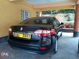 Renault Fluence 2012 local