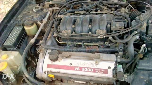 Nissan Maxima in excellent condition Kubwa - image 6