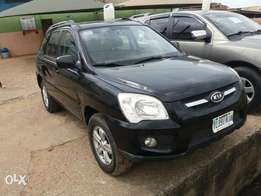 Registered Kia Sportage (First Body) - 2009