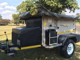 Hire a Fully equipped off road camping trailer - Conqueror/Echo