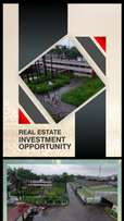 Prime Land ( Commercial Property ) in Industrial Scheme for sale.