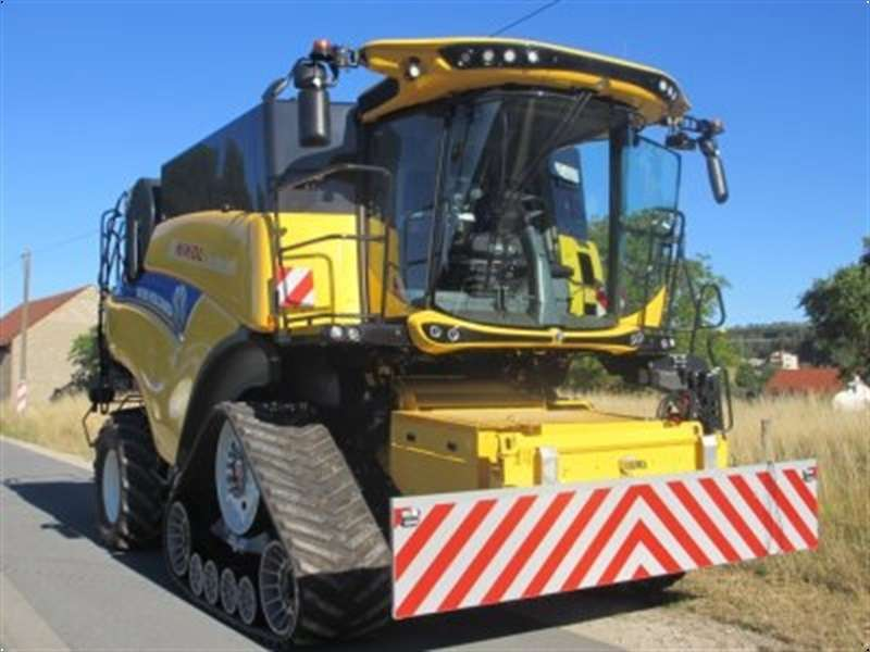 New Holland Cr8.80 Raupe - 2016