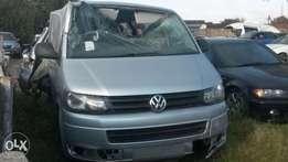 VW T5 Kombi striping for spares