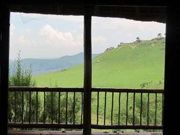 Holiday log cabin in the mountains with stunning view. Vrede - image 2