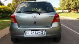 Toyota Yaris T1 2008 Hatchback R51, 500.00 NEGOTIABLE