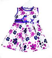 Kids Floral Dress (A-Z Little Angels Store)