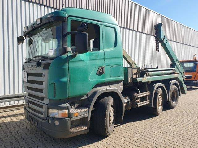 Scania R420 6x2/4 R420 6x2/4 Vorlauflenk /Liftachse Klima - 2005